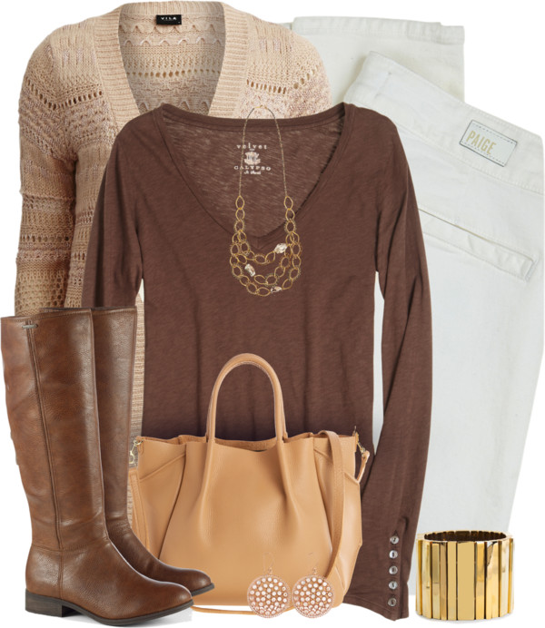 Beautiful 'Late Fall' Outfit Outfitspedia