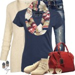 Chilly & Sunny Spring Outfit