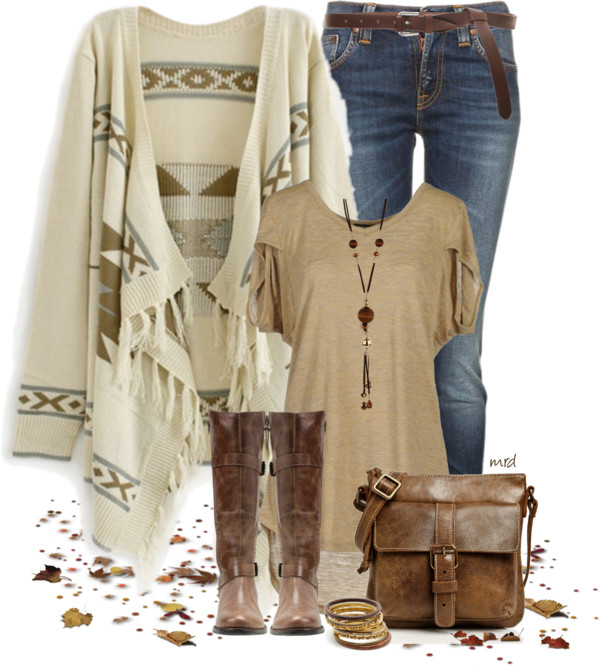 Cozy day on the Ranch Fall Outfit outfitspedia
