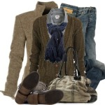 Earth Color Fall Outfit
