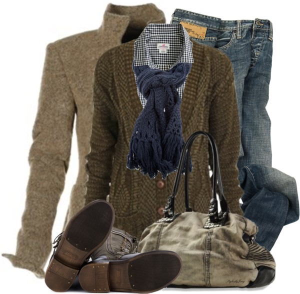 Earth Color Fall Outfit Outfitspedia