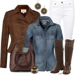 Fall Outfit With Bottega Hobo Bag