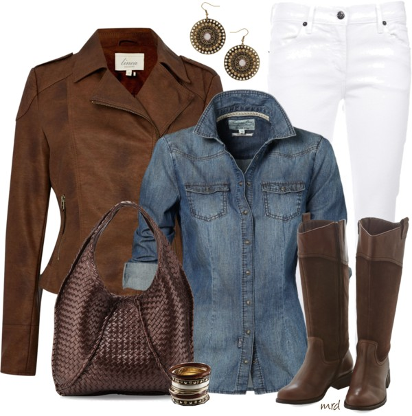 Fall Outfit With Bottega Hobo Bag Outfitspedia