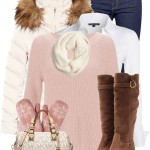 'Freezing Cold' Winter Outfit