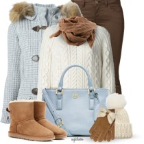 Knit Coat Winter Outfit Outfitspedia
