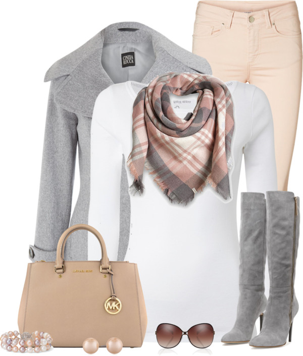 Lovely Pastel Color Fall Outfit Outfitspedia