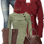 Marilyn Sweater Casual Fall Outfit