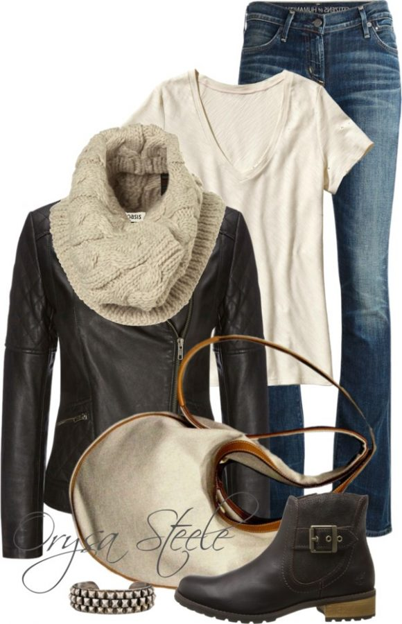 Organic Neutral Classy Fall Outfit Outfitspedia