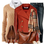 Perfect Work Wear For Fall With Altuzarra Coat
