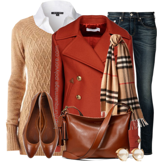 Perfect Work Wear For Fall With Altuzarra Coat outfitspedia