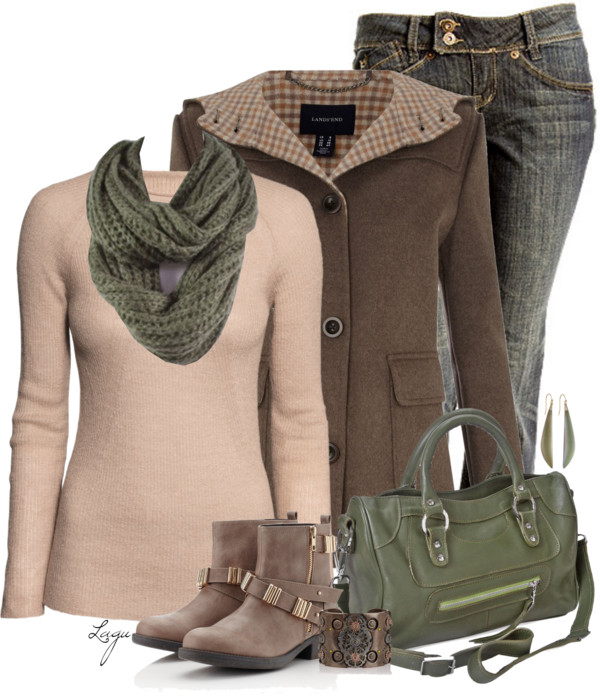 rose pink and olive green fall outfit outfitspedia
