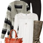 Asymmetric Loose Woven Coat Comfy Fall Outfit
