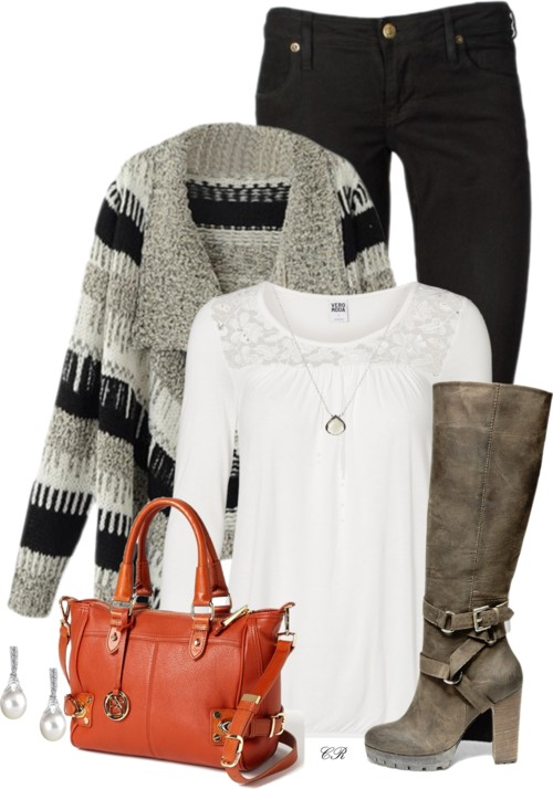 Asymmetric Loose Woven Coat Comfy Fall Outfit Outfitspedia