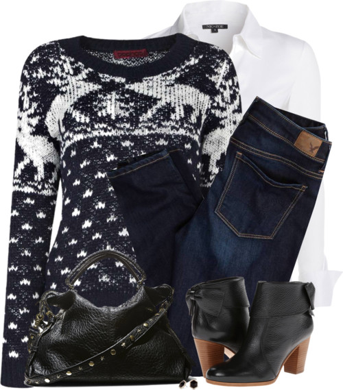Casual Sweater Weather Fall Outfit outfitspedia