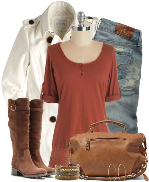 Casual Wednesday Look Fall Outfit outfitspedia