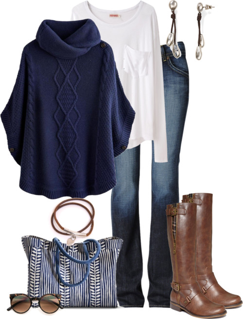 Casual fall school outfits 2017