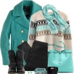 Cozy Mint For Fall Outfit