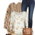 Cute Oxford Saddle Shoes Spring Outfit