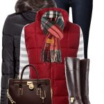 Cute and Warm Winter Outfit Style