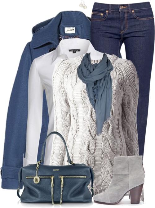 DKNY Handbag outfit combination outfitspedia