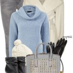 'First Sign of Cold' Fall Winter Outfit