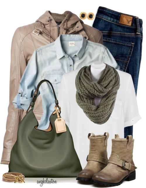 'Layers to Love' Fall Outfit Outfitspedia
