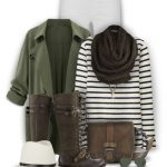 Loose Duster Coat Casual Fall Outfit