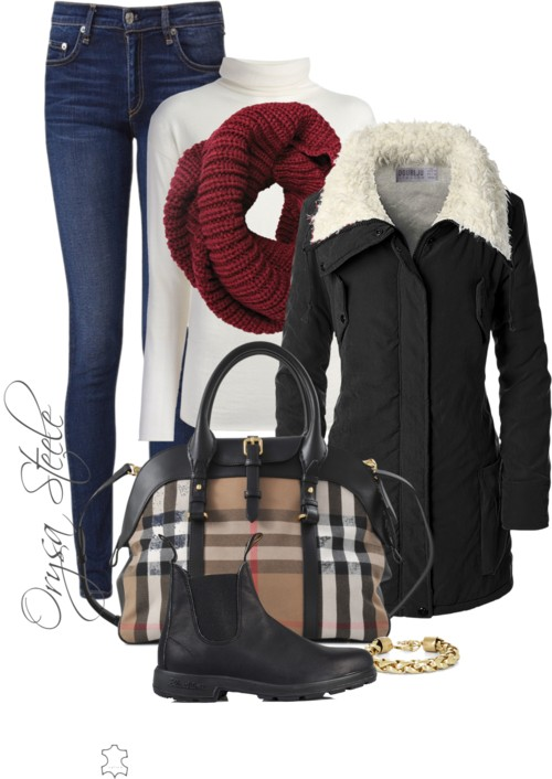 'North Wind' Casual Fall Outfit outfitspedia