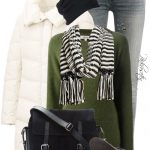 Steve Madden Boots Collar Coat Winter Outfit