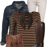 Stone Jeans Casual Fall Outfit