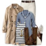 'Winter Sailor' Cozy Winter Outfit