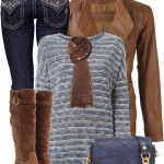Bling Jeans Fall Outfit