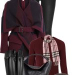 Burberry Blanket Coat Classy Fall Outfit