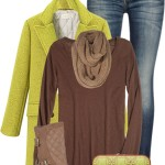 Casual Fall Outfit With Clutch