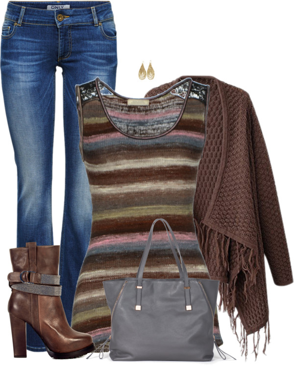 Chicnova Outwear Casual Outfit outfitspedia
