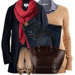 Cozy Layered Fall Winter Wear