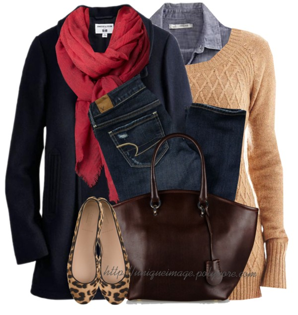 Cozy Layered Fall Winter Wear outfitspedia