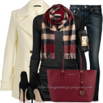 Fall Winter Outfit 'Cozy in Cashmere'