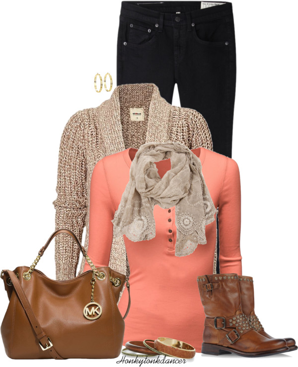 Frye Ankle Boots Fall Outfit outfitspedia
