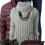 JAY AHR Turtle Neck Sweater Winter Outfit