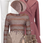 Lovely Blush Winter Outfit