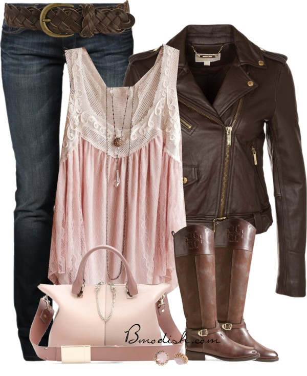 Lovely Tunic Fall Outfit outfitspedia