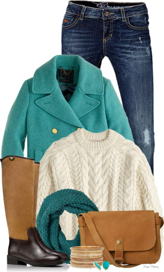 Riding Boots Style Fall Outfit outfitspedia