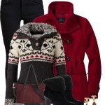Superdry Pullover Cozy Winter Outfit