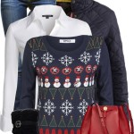 Christmas Sweater Everyday Winter Outfit