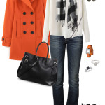 Ledbury Pea Coat Stylish Fall Outfit