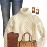 Simple Fall Outfit With Timberland Tall Boots