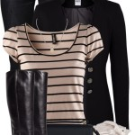 Vero Moda Blazer Classy Fall Outfit