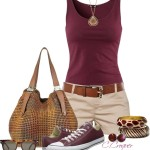 Casual Converse Summer Outfit