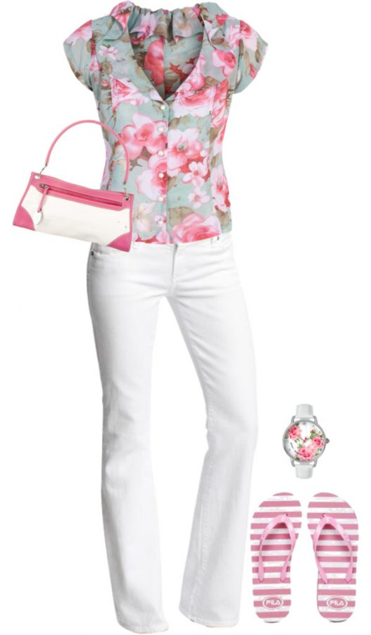 Blooming Summer Style outfitspedia